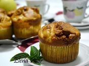 Muffins manzanas caramelo (Toffee Apple Muffins)
