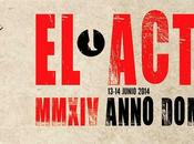 Concierto Curra presentando Acto, Madrid, Sala Sol, 13-6-2014