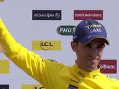 Contador ataca vence Froome gregarios