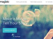 Edita videos automaticamente Magisto