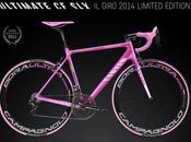 Canyon lanza bicicleta edición limitada Ultimate Giro para festejar victoria Nairo Quintana Italia 2014