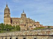 Salamanca, tierra templos castillos