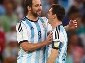 Higuaín Messi comentan sobre entorno Barça