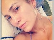 Jennifer López, bikini maquillaje