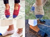 DIY: Alpargatas Chanel