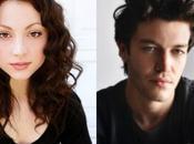 Leah Gibson Rhys Ward fichan 'The returned', remake americano 'Les Revenants'