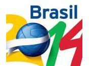 Banderas mundial fútbol Brasil 2014 para colorear