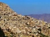 Fortaleza Uchisar. Capadocia. Turquía