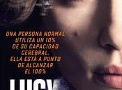 Scarlett johansson genio nuevo spot lucy