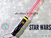 ¡Una Espada Láser! para pequeño Skywalker