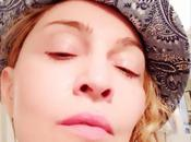 Madonna, maquillaje