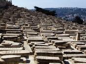Cementerios judíos. Monte Olivos. Jerusalén