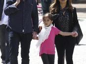 Salma Hayek separa hija semana