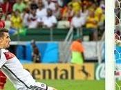 Klose salva Alemania empata Ghana
