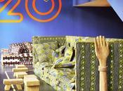mobiliario Linteloo celebró aniversario Afrika, Paola Navone