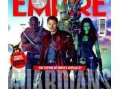 Portadas héroes villanos Guardianes Galaxia Empire