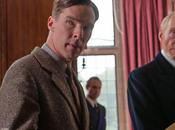 "Benedict cumberbatch como alan turing, keira knightley, mark strong charles dance nuevas imagenes ""the imitation game"""