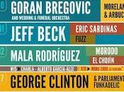 Suaves sustituyen Jeff Beck festival Cultura Inquieta Getafe