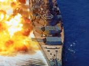 buque guerra poderoso marina EE.UU.