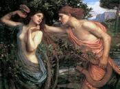 Éxtasis adivinación: oráculo Apolo Delfos