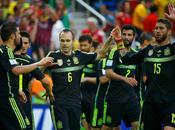 España después Brasil
