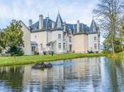 Castillos Francia, viajar dormir como Reyes