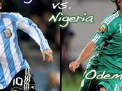 Previa Nigeria Argentina Junio Brasil 2014