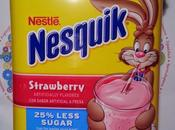 Iherb: Nesquik fresa Nestle