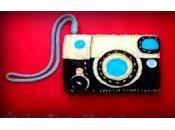 para hacer estuche cámara compacta.