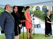 """Fundación Tejerina entrega Premios """"Aquí Corazón Solidario"""" estilista Ángela Navarro diseñadora Sara"""