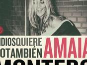 Dios quiere también: llamará nuevo álbum Amaia Montero
