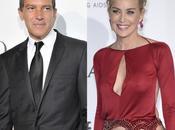 Sharon Stone desmiente tener relación Antonio Banderas