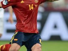 Sustituir Xabi Alonso selección española