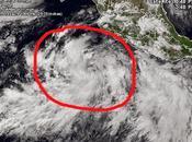 """Atención México: depresión tropical """"4-E"""" forma Pacífico"""
