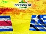 Partido Costa Rica Grecia Octavos Final Mundial Brasil 2014