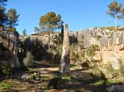 L'agulla Mèdol. Cantera romana Mèdol (Tarragona)