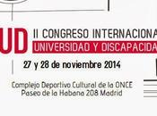 Congreso Internacional Universidad Discapacidad