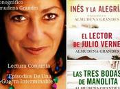 Lectura Conjunta Septiembre 2014: Monográfico Almudena Grandes Episodios Guerra Interminable