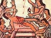 Aztecas, sacrificios humanos salvadores conquistadores españoles