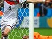 Brasil 2014: Alemania exprime pasa tiempo suplementario