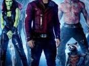 Nuevo póster internacional Guardianes Galaxia