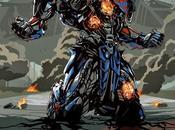 """posters edición limitada para imax """"transformers: extinción"""""""