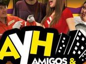 """""""Amigos Hermanos"""" nuevo sitcom canal Nuevo Tiempo"""