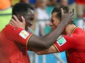 Lukaku lleva Bélgica cuartos