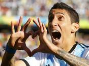 Argentina tiene Messi Ángel