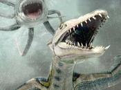 Vuelve Sharktopus luchando Pteracuda