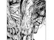 Primer vistazo trabajo Steve McNiven Death Wolverine