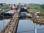 Panamá progreso alrededor canal