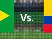 Partido Brasil Colombia Cuartos Final 2014