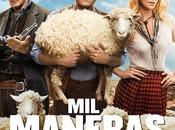 Seth MacFarlane trata volver conseguir hacer comedia verano western lleno estrellas